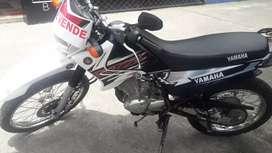 Vendo Yamaha XT 125 2014 Enduro