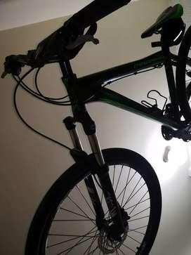 Bicicleta GW MTB PIRANHA