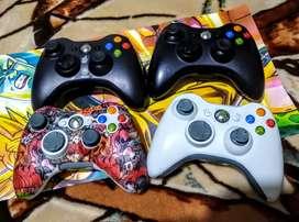 Control inalámbricos Xbox 360