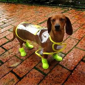 Botas para lluvia (caucho)