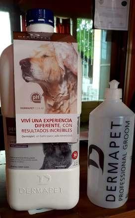 Shampo dermapet Professional Groom