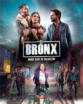 El Bronx (2019) [Gustavo Bolívar] Serie completa + 3 películas obsequio