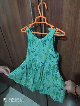 Hermoso vestido para niña marca offcorss