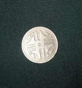 Moneda de 200 pesos