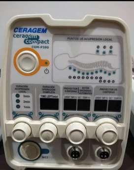 Máquina para el dolor de espalda Ceragem compact cgm-p390 más su camilla