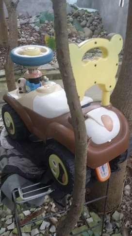 Vendo carrito pala niño