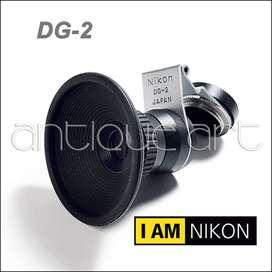 A64 Viewfinder Magnifier Ocular Dg-2 Nikon Fm Fm2 Fe Fe2