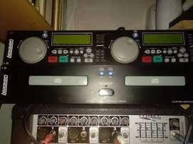 Compactera de DJ