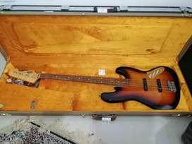 Fender American Jaco Pastorius Jazz Bass Fretles sin Case.