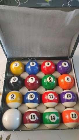 juego de bolas de pool Nuevo