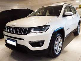 Jeep Compass Longitude At6 Entrega Inmediata
