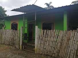 Venta de casa en Quinsaloma. Negociablele