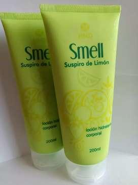 Smell: loción hidratante corporal