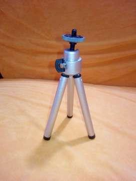 Minitripode para videocamara