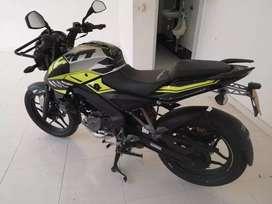Vendo motocicleta pistera pulsar modelo 2020