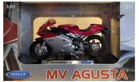 Moto Mv Agusta F4s / Escala 1:18