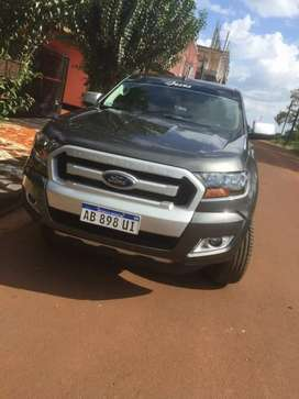 Vendo ford ranger impecable