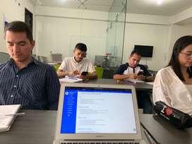 Estudia inglés con dos profesores titulados en Inglaterra con experiencia viviendo, estudiando y trabajando en ese país