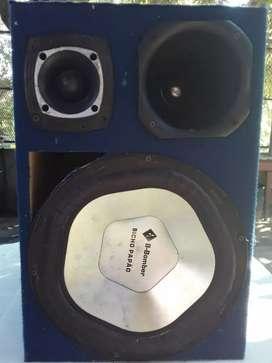 Vendo caja de sonido