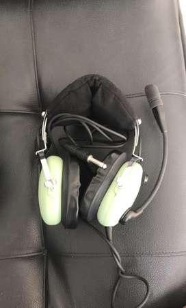 Headsets Aviacion Dc