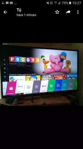 """Smart TV 43"""" LG LH5700 FULL HD"""