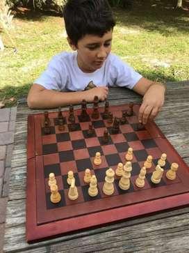 Clases online de ajedrez o ingles