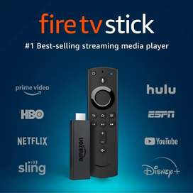 Fire Stick 4k Netflix Youtube Smart Tv Alexa Voice Original