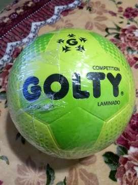 Balón fútbol Golty