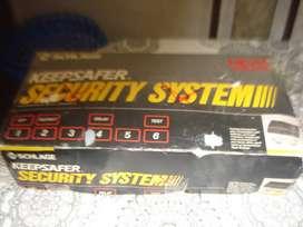 Sitema Seguridad Schlage Keepsafer Security System No Envio