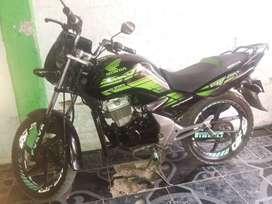 Moto Honda En Buen Estado