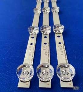 Tiras led LG 32LB550/ LB580