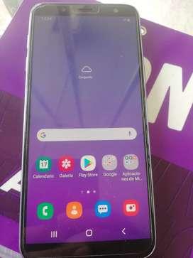 A la venta Samsung j6 lte