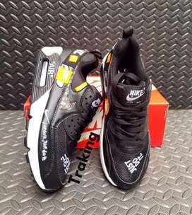 Nike Airmax 90 Edition just do it black & white