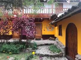 Urubamba, Cusco - Hermosa casa en venta Id: 8888