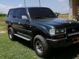 Toyota Burbuja 2002 Blindada