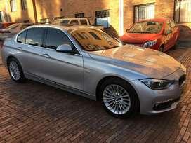 Bmw 320i 2016 version luxury