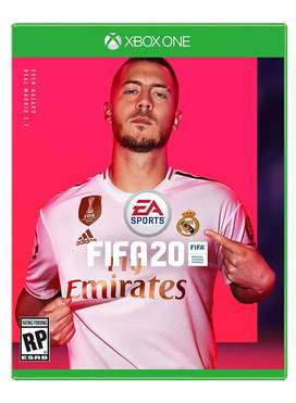 Fifa 20 xbox one (standard edittion)