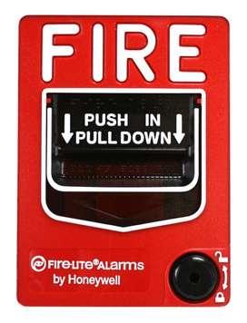 sistema de deteccion de incendios, alarma contra incendio. Cali