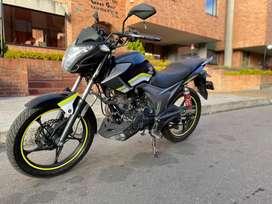 Vendo moto evo r3
