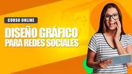 Curso introducción al diseño gráfico para redes sociales