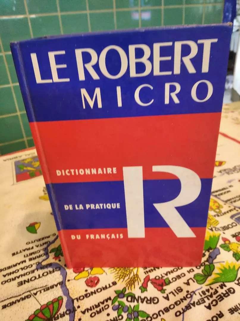Diccionario francés, francés 0