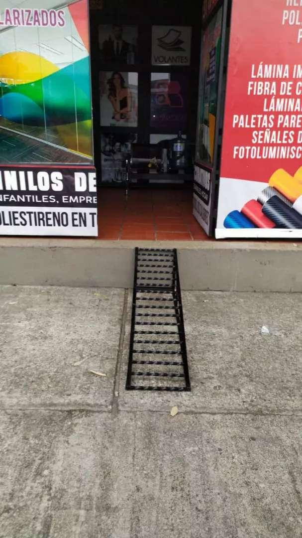 Rampas de acceso o carcamo 0