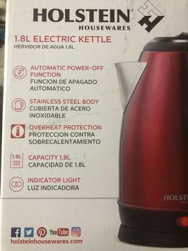 Hervidor Electrico 1,8 Litros
