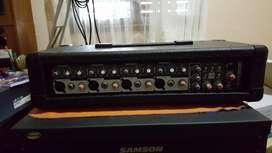 Vendo Consola Potenciada Moon M410 Usb Mp3 Cabezal 4 Canales Mixer