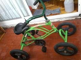 Triciclo para ambos