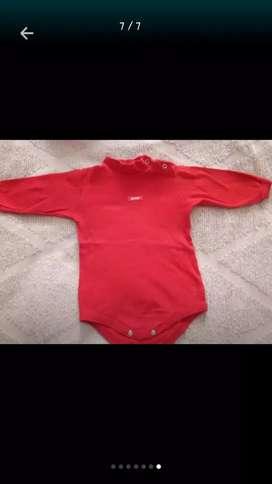Ropa usada para nena de 4 meses