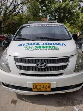 Grand Starex ambulancia MT diesel