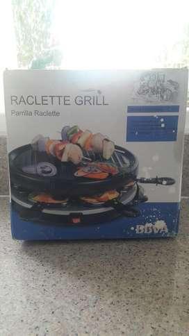 en Venta Nueva Parrilla Raclette