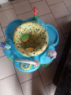 Juguete saltarin para bebes
