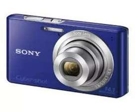 Cámara Sony Cyber-shot 14.1(negociable)